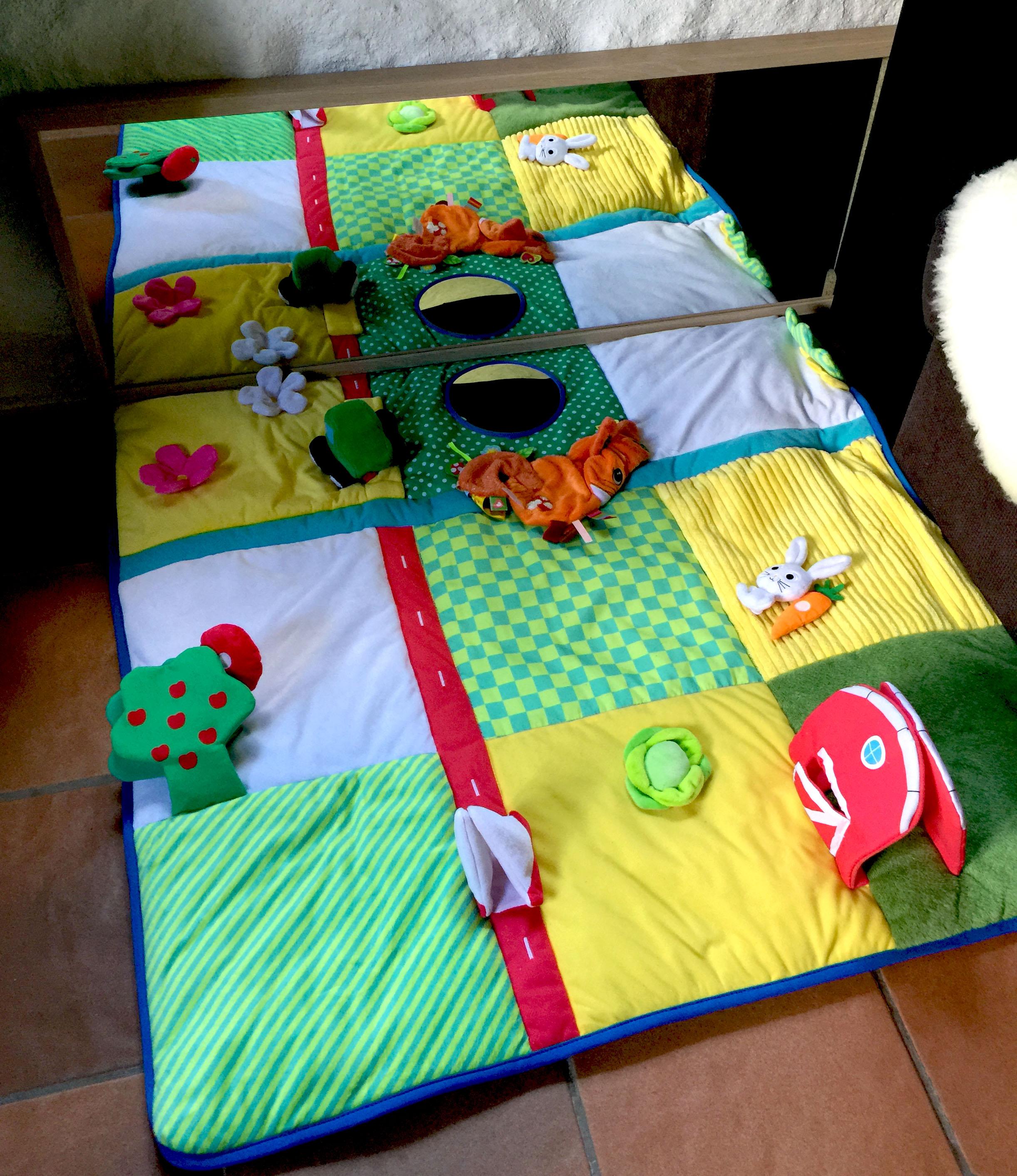 nido-bébé-montesori