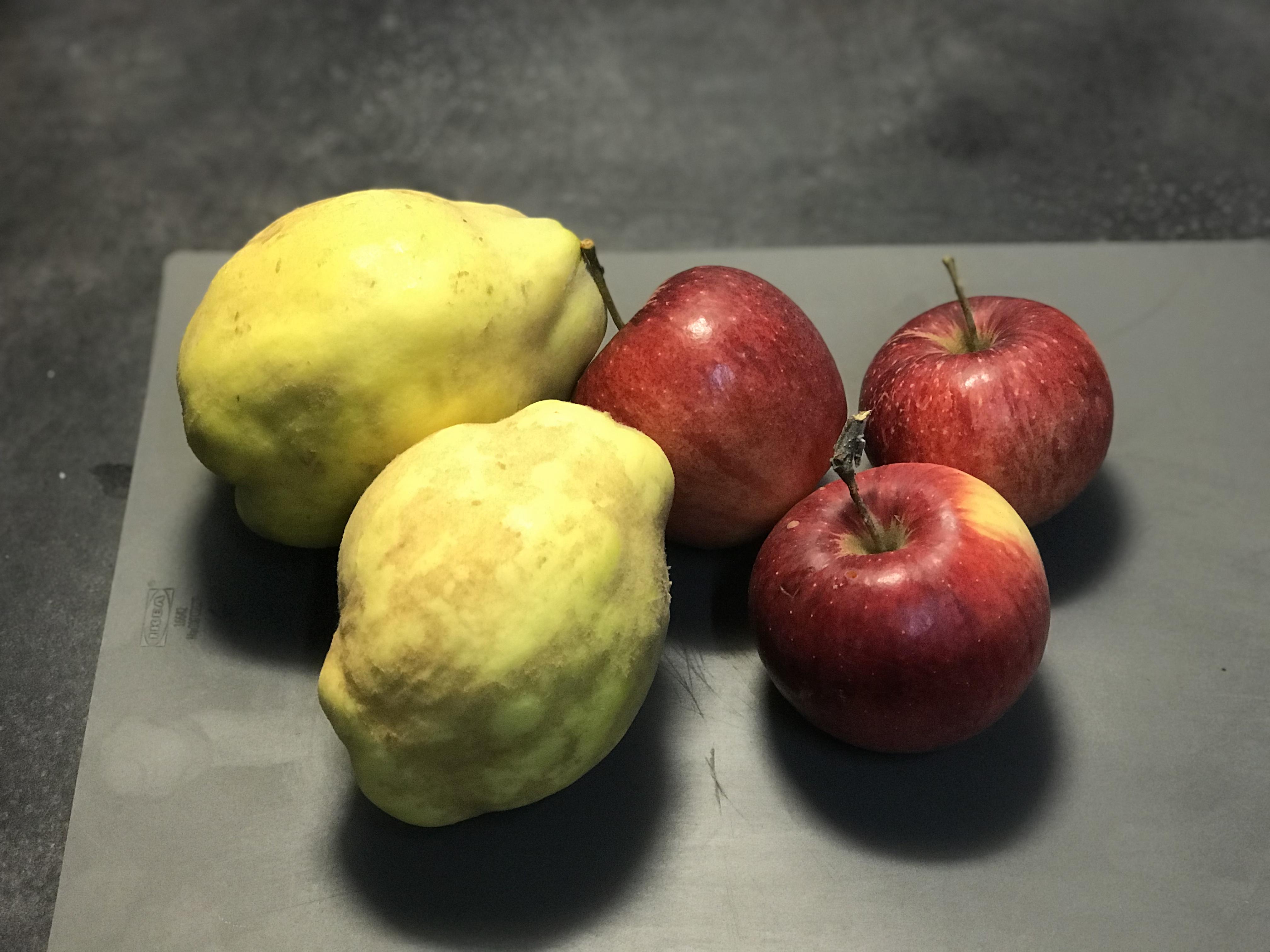 recette-compote-bébé-pomme-coing